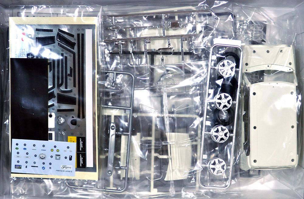 マツダ フレアクロスオーバー ピュアホワイトパールプラモデル(フジミ1/24 カー NEXTNo.004)商品画像_1