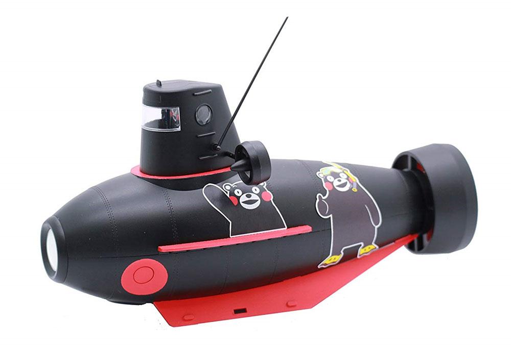 潜水艦 くまモンバージョンプラモデル(フジミくまモンNo.015)商品画像_2