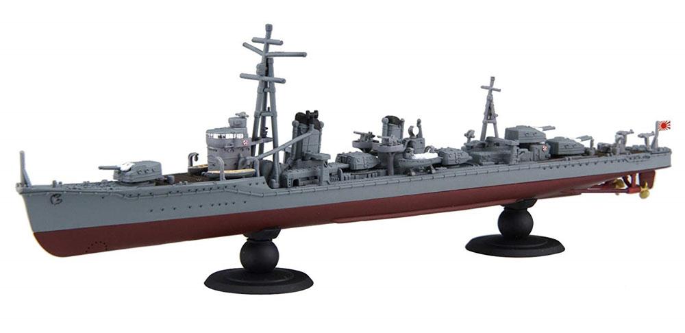 日本海軍 陽炎型 駆逐艦 不知火 / 秋雲 2隻セット 特別仕様 (エッチングパーツ付き)プラモデル(フジミ艦NEXTNo.011EX-001)商品画像_2