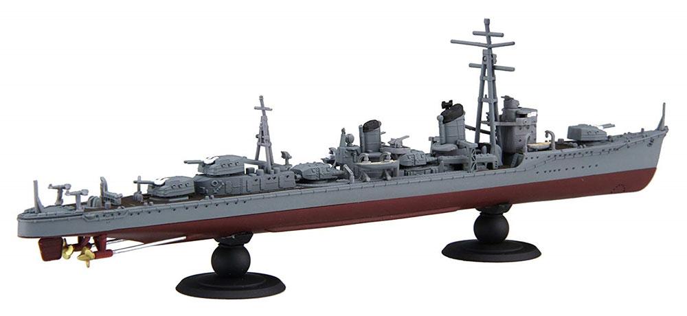 日本海軍 陽炎型 駆逐艦 不知火 / 秋雲 2隻セット 特別仕様 (エッチングパーツ付き)プラモデル(フジミ艦NEXTNo.011EX-001)商品画像_3
