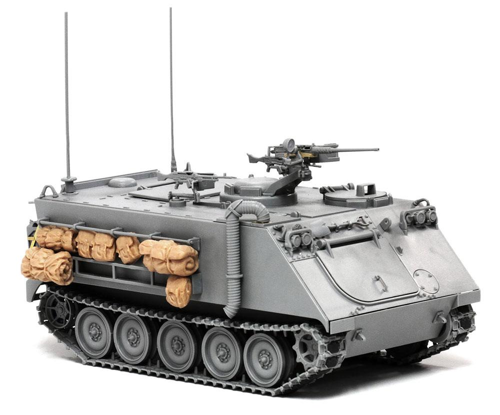 IDF M113 装甲兵員輸送車 1973 第四次中東戦争 (ヨム・キプール戦争)プラモデル(ドラゴン1/35 MIDDLE EAST WAR SERIESNo.3608)商品画像_3