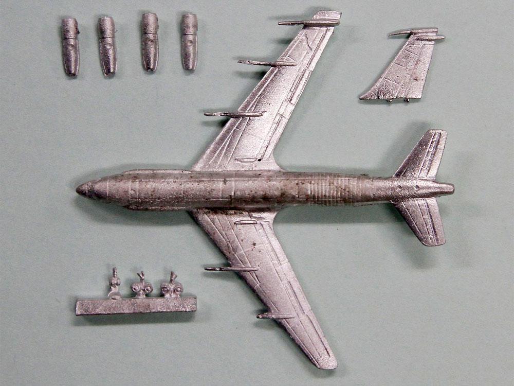 現用米国軍用機セット 1 メタル製 RC-135U 1機付きプラモデル(ピットロードスカイウェーブ S シリーズ (定番外)No.S021SP)商品画像_1