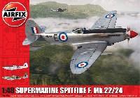 エアフィックス1/48 ミリタリーエアクラフトスーパーマリーン スピットファイア F. Mk.22/24
