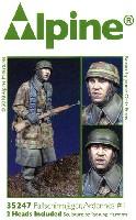 アルパイン1/35 フィギュアWW2 ドイツ 降下猟兵 アルデンヌ戦 #1