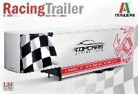 レーシングトレーラー