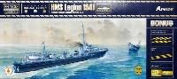フライホーク1/700 艦船イギリス海軍 駆逐艦 リージョン 1941年 デラックスエディション