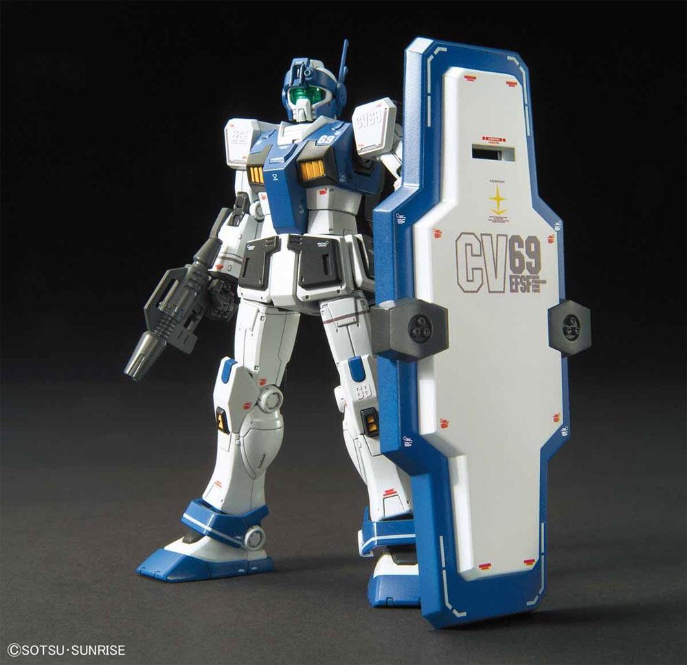RGM-79HC ジム・ガードカスタムプラモデル(バンダイHG ジ・オリジンNo.022)商品画像_1