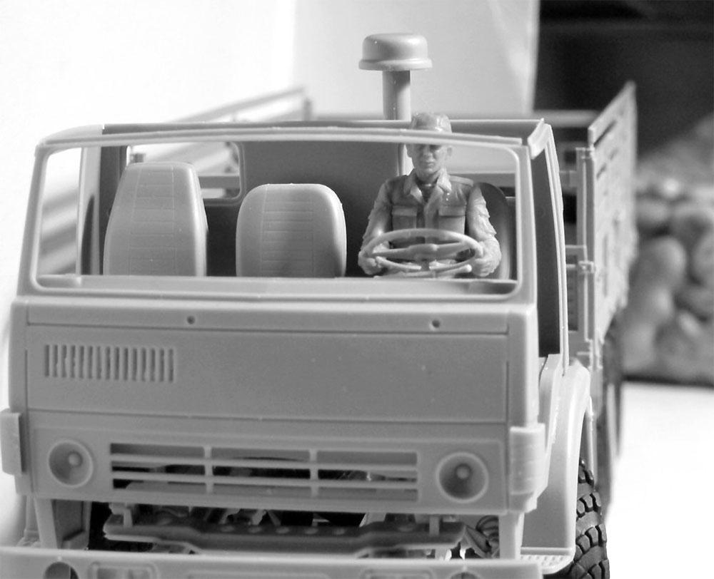 ソビエト陸軍 ドライバー 1979-1991プラモデル(ICM1/35 ミリタリービークル・フィギュアNo.35641)商品画像_2