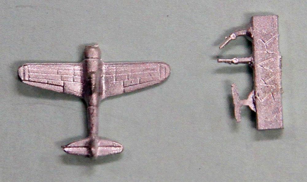 WW2 日本陸軍機 1 メタル製 隼 4機付きプラモデル(ピットロードスカイウェーブ S シリーズ (定番外)No.S036SP)商品画像_1