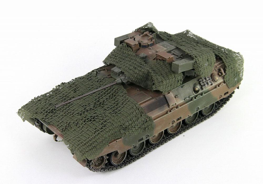 陸上自衛隊 89式装甲戦闘車 カモフラージュネット付きプラモデル(ピットロード1/35 グランドアーマーシリーズNo.G045K)商品画像_2