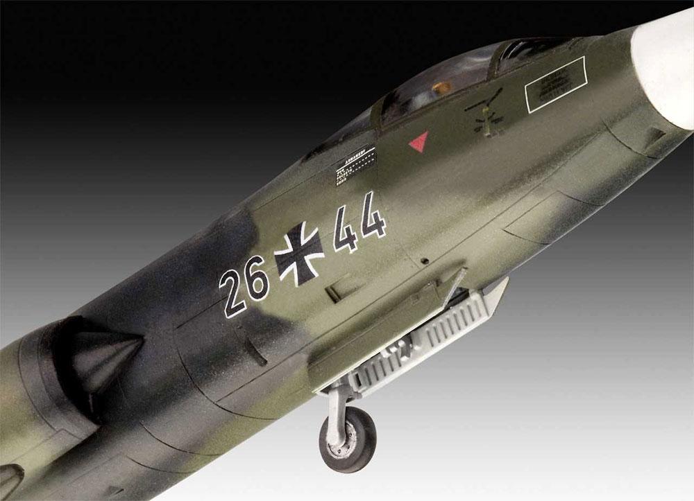 F-104G スターファイタープラモデル(レベル1/72 飛行機No.03904)商品画像_2
