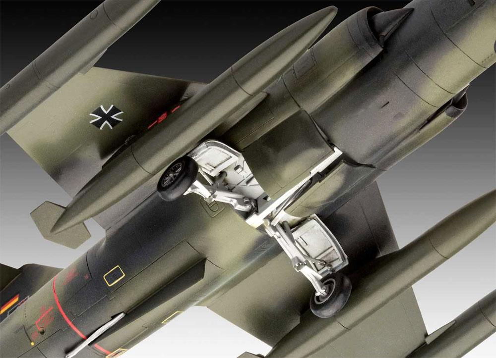 F-104G スターファイタープラモデル(レベル1/72 飛行機No.03904)商品画像_3