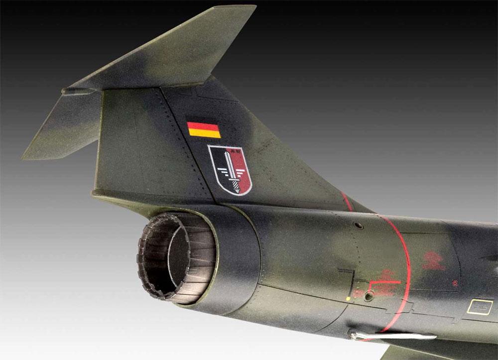 F-104G スターファイタープラモデル(レベル1/72 飛行機No.03904)商品画像_4