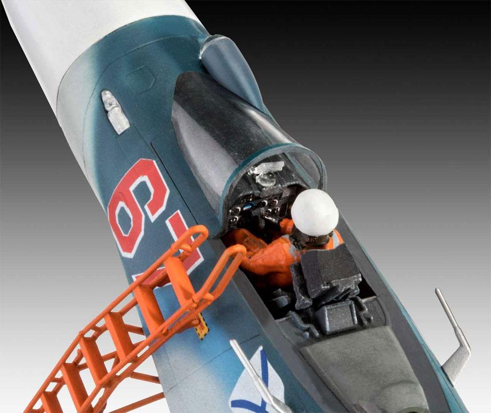 スホーイ Su-33 フランカー Dプラモデル(レベル1/72 AircraftNo.03911)商品画像_3