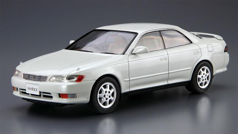 トヨタ JZX90 マーク 2 グランデG / ツアラーV '92プラモデル(アオシマ1/24 ザ・モデルカーNo.旧090)商品画像_2