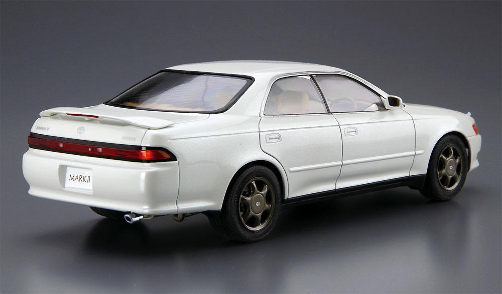 トヨタ JZX90 マーク 2 グランデG / ツアラーV '92プラモデル(アオシマ1/24 ザ・モデルカーNo.旧090)商品画像_3