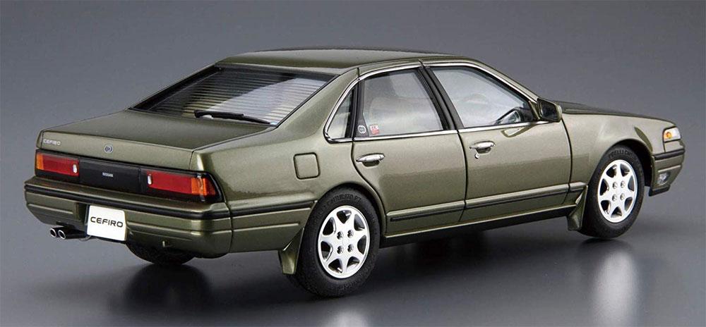 ニッサン A31 セフィーロ '91プラモデル(アオシマ1/24 ザ・モデルカーNo.旧091)商品画像_3