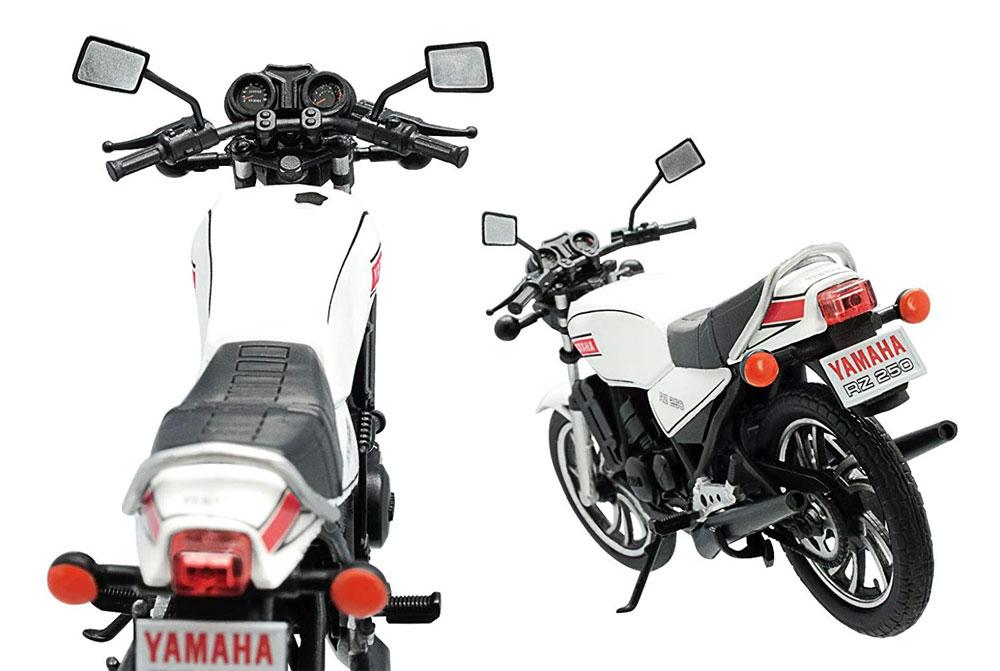 ヤマハ YAMAHA RZ250/350 (1BOX)プラモデル(エフトイズヴィンテージ バイク キットNo.Vol.005)商品画像_3