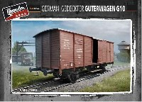 ドイツ 有蓋貨車 G10