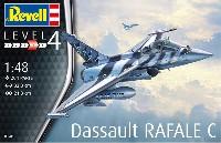 レベル1/48 飛行機モデルダッソー ラファール C