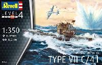 ドイツ 潜水艦 Type7C/41