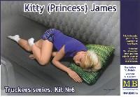 キティー プリンセス ジェームス (トラッカーシリーズ)