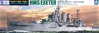 英国海軍 重巡洋艦 エクセター 大西洋船団護送作戦
