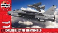 イングリッシュ エレクトリック ライトニング F.6