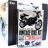 エフトイズヴィンテージ バイク キットヤマハ YAMAHA RZ250/350 (1BOX)