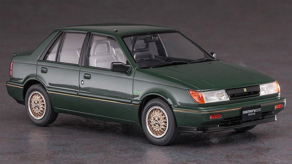 いすゞ ジェミニ (JT190) ZZ ハンドリング バイ ロータスプラモデル(ハセガワ1/24 自動車 限定生産No.20355)商品画像_3