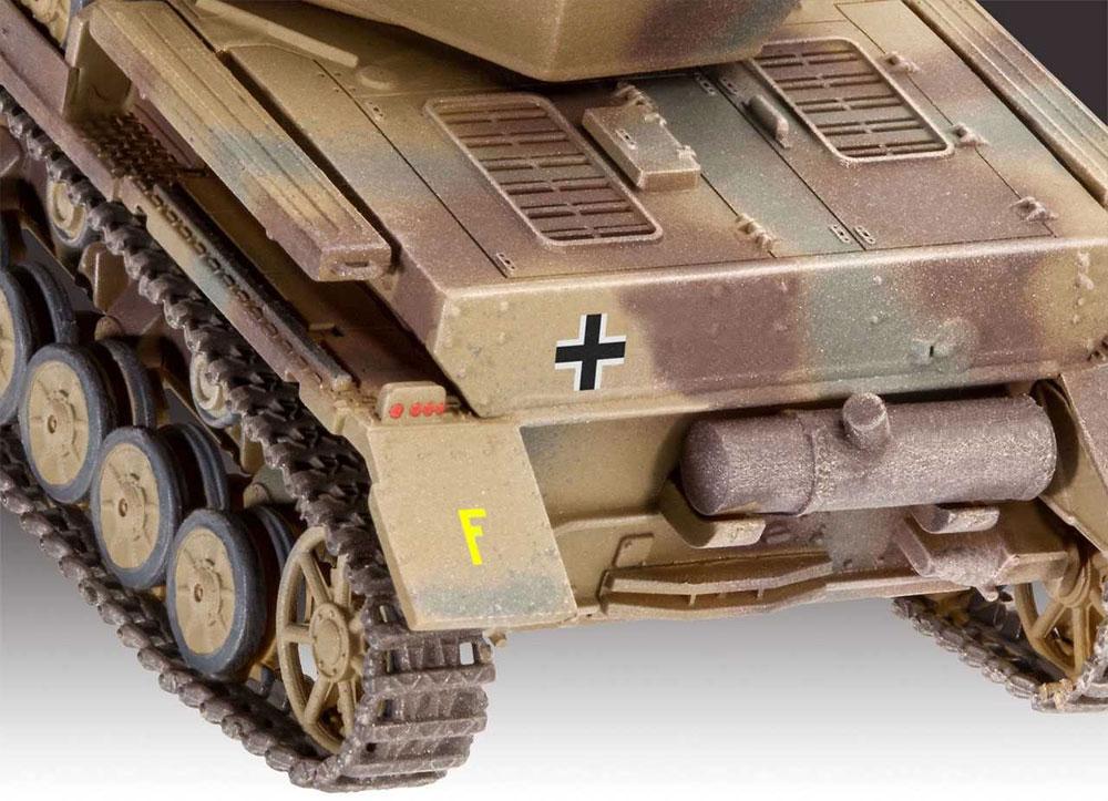 4号対空戦車 ヴィルベルヴィント 2cm Flak38プラモデル(レベル1/72 ミリタリーNo.03267)商品画像_4