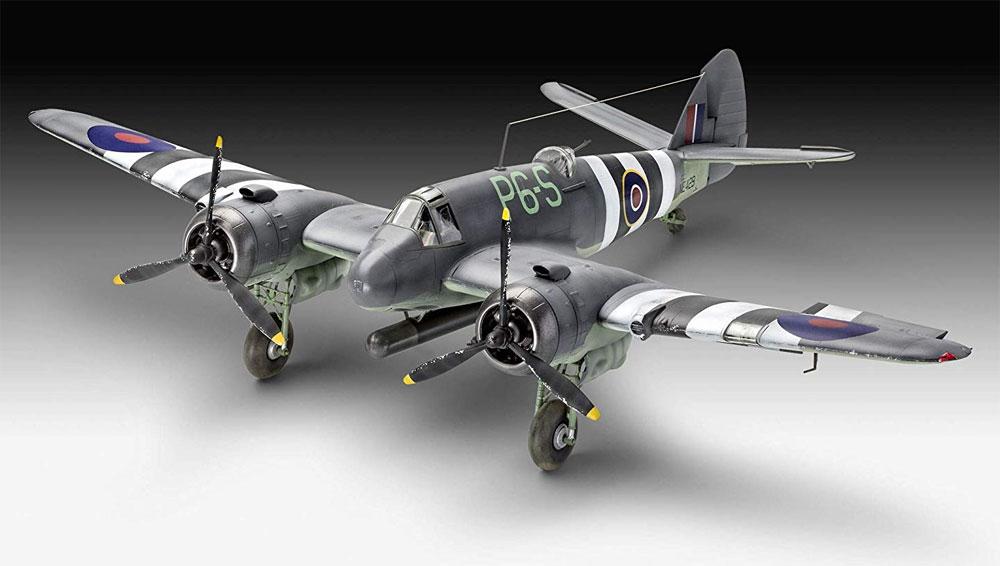 ブリストル ボーファイター TF.10プラモデル(レベル1/48 飛行機モデルNo.03943)商品画像_1