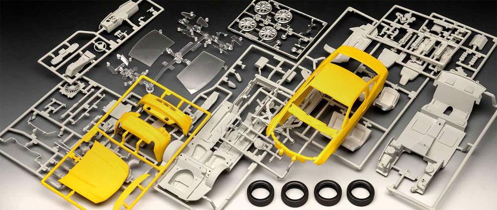 2010年 フォード ムスタング GTプラモデル(レベルカーモデルNo.07046)商品画像_1