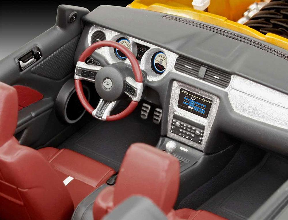 2010年 フォード ムスタング GTプラモデル(レベルカーモデルNo.07046)商品画像_4