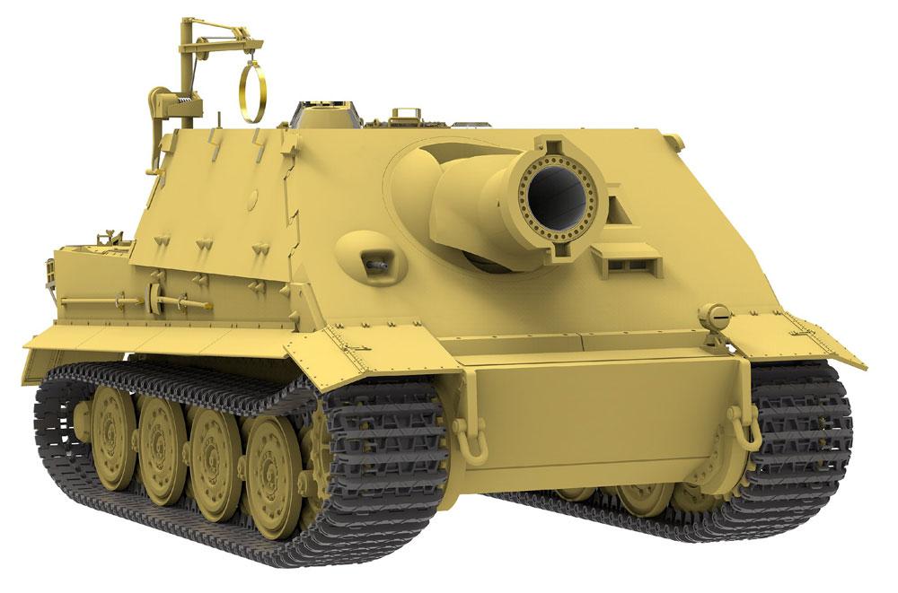 シュトルムティーガー w/フルインテリアプラモデル(ライ フィールド モデル1/35 Military Miniature SeriesNo.RM-5012)商品画像_1