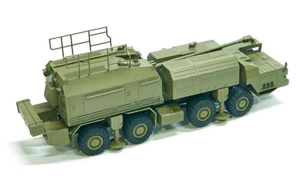 ロシア軍 A-222 130mm 自走沿岸砲システム ベーレクプラモデル(モデルコレクト1/72 AFV キットNo.PP72001)商品画像_3
