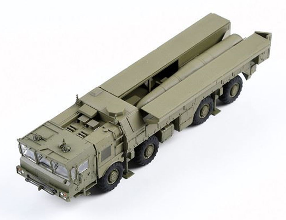 ロシア 9K723 イスカンデル-M 短距離弾道ミサイル w/MZKTシャシープラモデル(モデルコレクト1/72 AFV キットNo.PP72002)商品画像_3