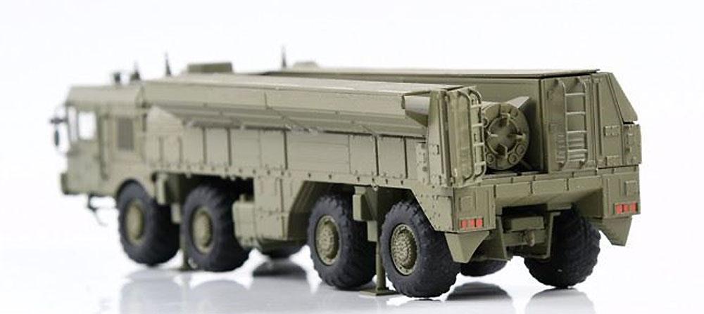 ロシア 9K723 イスカンデル-M 短距離弾道ミサイル w/MZKTシャシープラモデル(モデルコレクト1/72 AFV キットNo.PP72002)商品画像_4