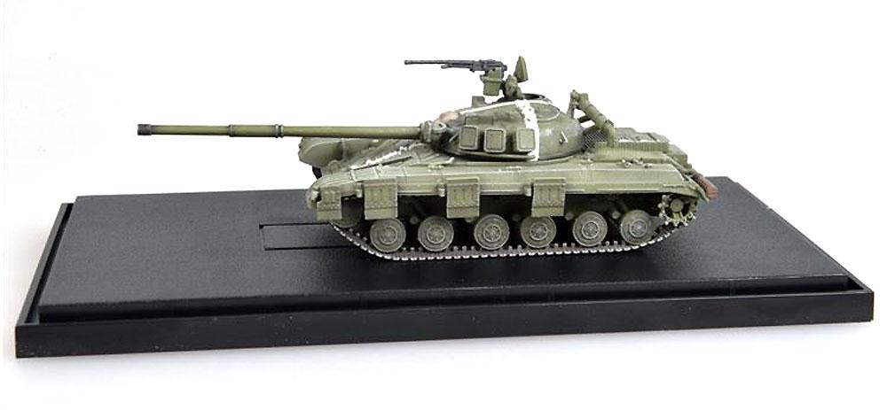ソビエト T-64 Mod.1972 主力戦車 1970年代完成品(モデルコレクト1/72 AFV 完成品モデルNo.MODAS72108)商品画像_1