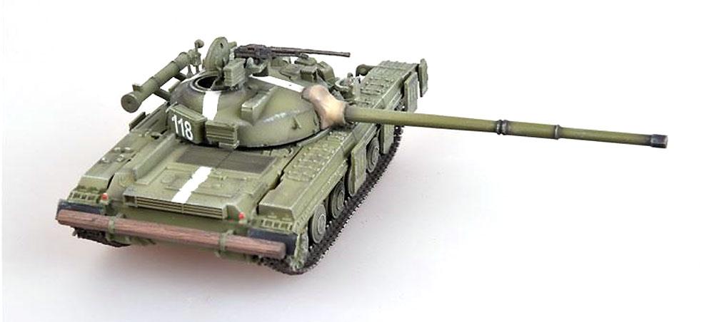 ソビエト T-64 Mod.1972 主力戦車 1970年代完成品(モデルコレクト1/72 AFV 完成品モデルNo.MODAS72108)商品画像_3