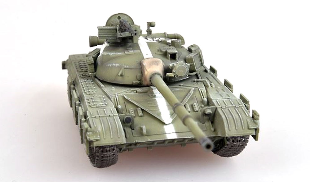 ソビエト T-64 Mod.1972 主力戦車 1970年代完成品(モデルコレクト1/72 AFV 完成品モデルNo.MODAS72108)商品画像_4
