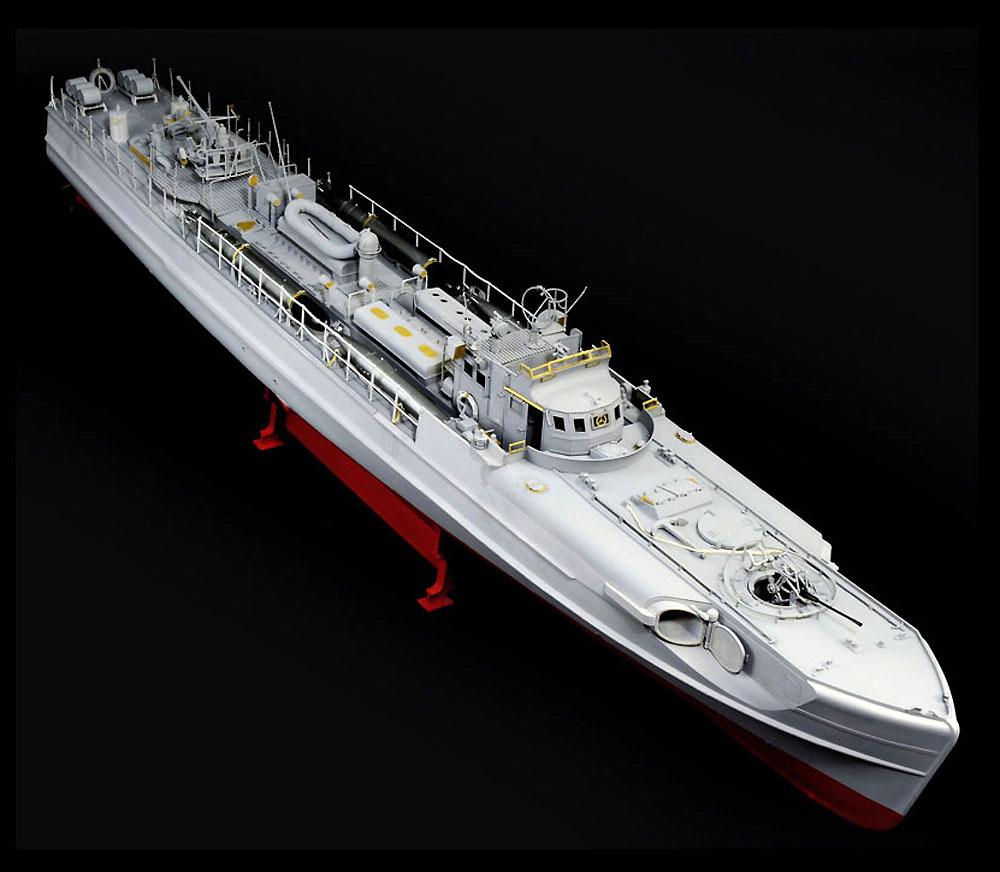 ドイツ海軍 魚雷艇 シュネルボート S-38プラモデル(イタレリ1/35 艦船モデルシリーズNo.5620)商品画像_1