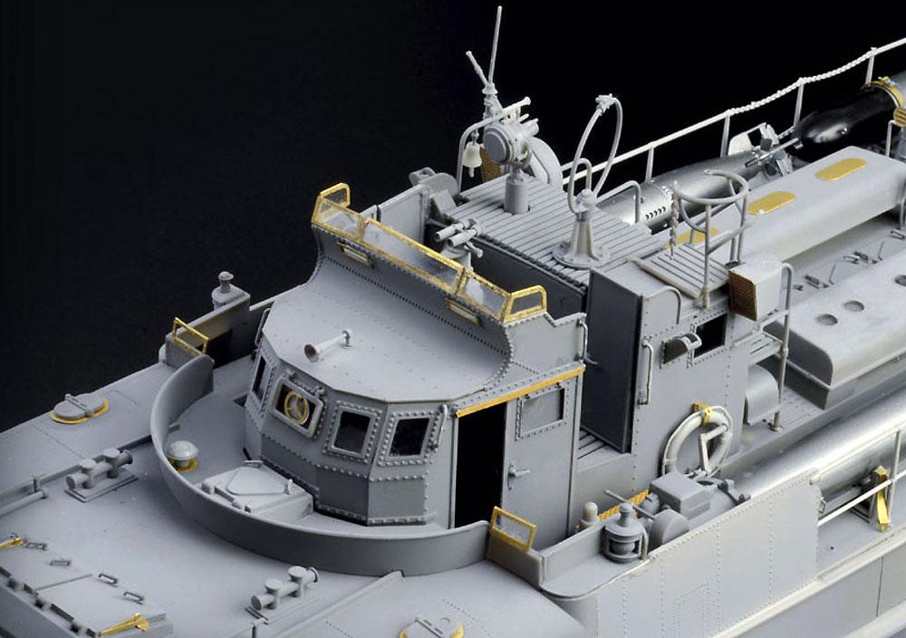 ドイツ海軍 魚雷艇 シュネルボート S-38プラモデル(イタレリ1/35 艦船モデルシリーズNo.5620)商品画像_3