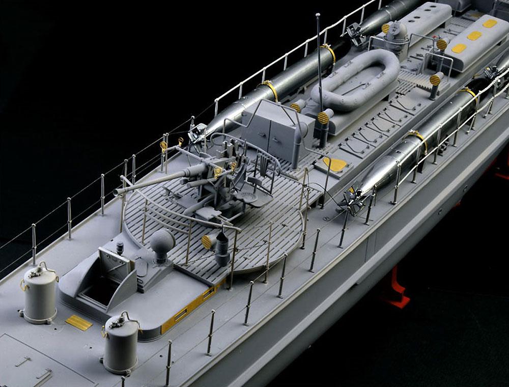 ドイツ海軍 魚雷艇 シュネルボート S-38プラモデル(イタレリ1/35 艦船モデルシリーズNo.5620)商品画像_4
