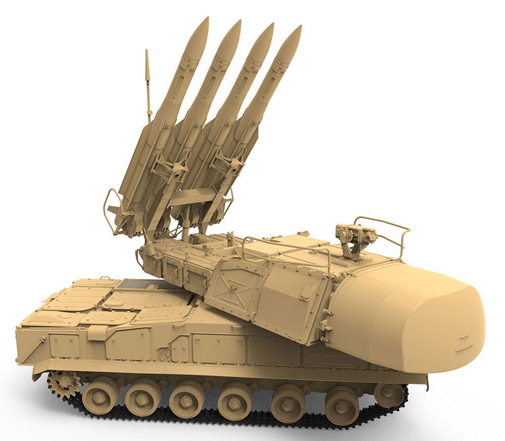 ロシア 9K37M1 ブーク 防空ミサイルシステムプラモデル(MENG-MODEL1/35 ステゴザウルス シリーズNo.SS-014)商品画像_3