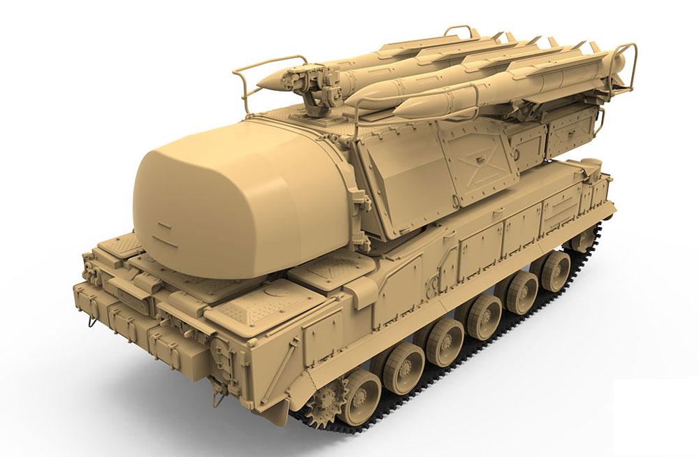 ロシア 9K37M1 ブーク 防空ミサイルシステムプラモデル(MENG-MODEL1/35 ステゴザウルス シリーズNo.SS-014)商品画像_4