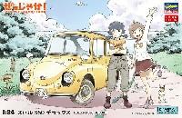 ハセガワ1/24 自動車 限定生産ぜっしゃか! スバル 360 デラックス
