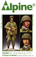 アルパイン1/35 フィギュアWW2 アメリカ 第101空挺師団 下士官