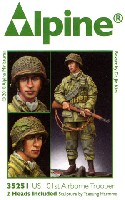 WW2 アメリカ 第101空挺師団 兵士
