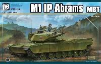 パンダホビー1/35 CLASSICAL SCALE SERIESM1 IP エイブラムス 主力戦車